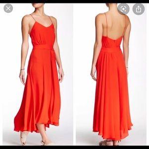 Theory silk Vanessa dress NWT